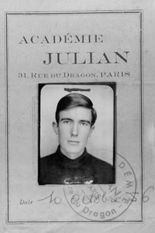 1956 ID for the Academy Julian