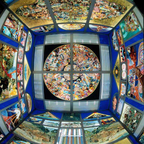 <p>Plexiglass reproduction (1990s)</p>