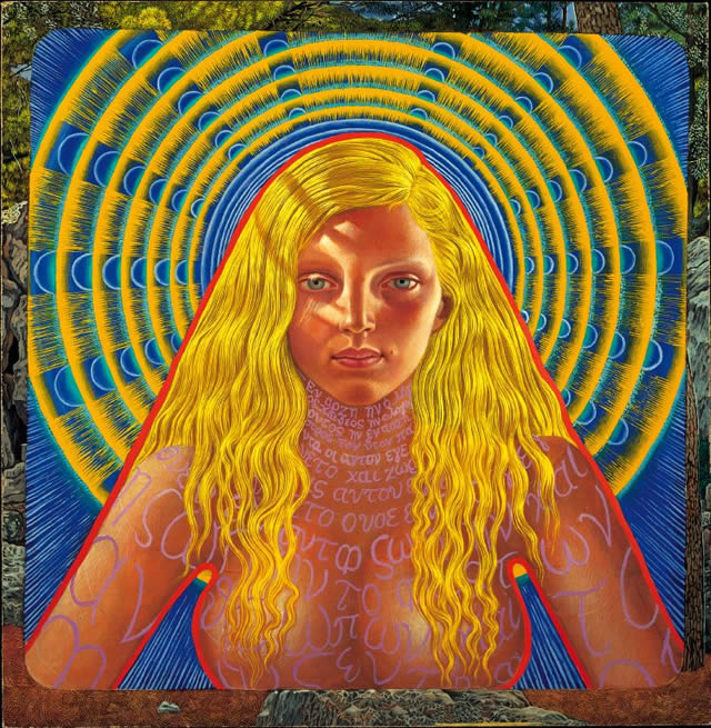visionary landscapes by Mati Klarwein - Saint John (3 of 5)