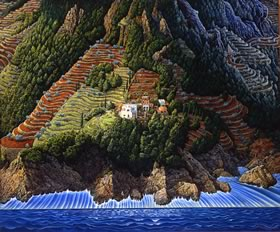 Landscapes by Mati Klarwein - Headquarters