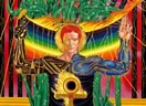 Adam by Mati Klarwein (improved 1991); visionary and psychedelic art