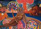 Surrealist and Visionary art by Mati Klarwein